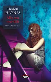 Alles wat overblijft - Elizabeth Haynbes - Cover