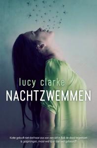 nachtzwemmen - lucy clarke - cover