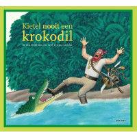 kietel nooit een krokodil
