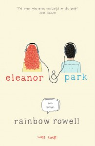 Eleanor & Park omslag