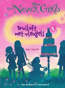 the never girls. bruiloft met vleugels