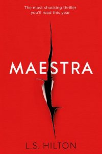 Maestra cover
